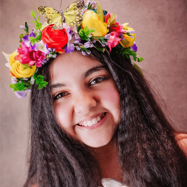 Childrens Flower Crowns