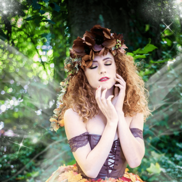 Woodland Fairy Flower Crowns