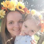 Mummy and Me Matching DIY Flower Crowns